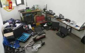 CAGLIARI, Scoperto il covo della banda che voleva rapinare il ristoratore: arrestato un complice