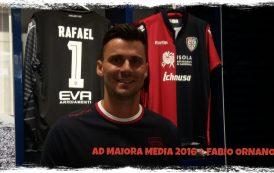 CALCIO, Rafael rinnova il contratto con il Cagliari