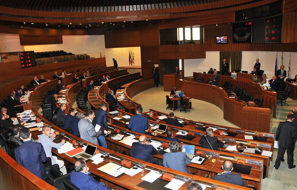 "REGIONE, Consiglio di Stato respinge sospensiva: Arbau, Azara, Fenu e Sale consiglieri decaduti. Ganau: ""Attività riprenderà senza intoppi"""