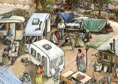 ARSENICO, Caccia ai rom… per ospitarli