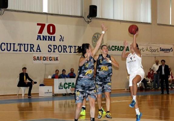 """SPORT, Le squadre sarde di pallacanestro femminile minacciano ritiro dai campionati: """"I contributi promessi non sono mai arrivati"""""""