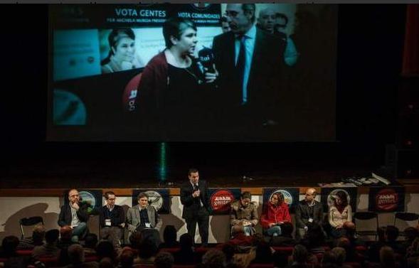 """POLITICA, Dall'assemblea di Serrenti riparte """"Sardegna Possibile"""". Assente Michela Murgia, per lavoro nella Penisola"""