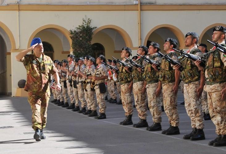 ESERCITO, I 'Dimonios' del 151 hanno rilevato i siti sensibili di Roma. Al comando il tenente colonnello Granari