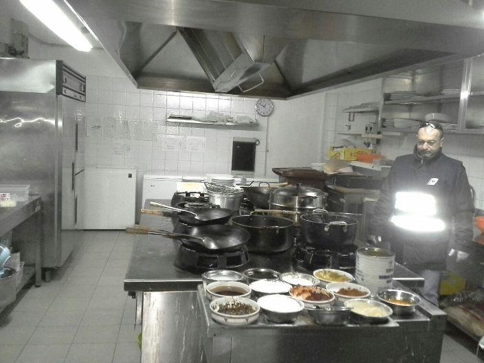 TEMPIO, Ristorante cinese chiuso per violazione norme igienico-sanitarie: sanzione amministrativa di 1.000 euro