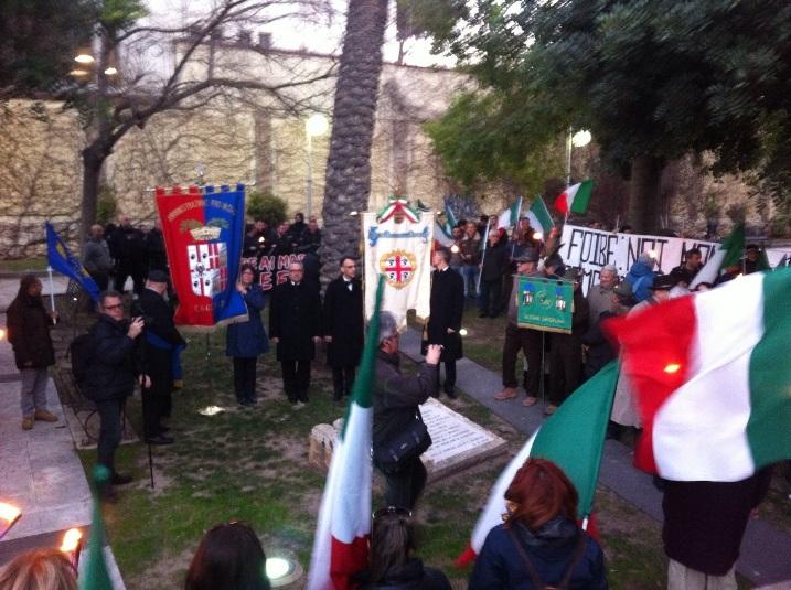 """CAGLIARI, Truzzu (FdI): """"Regione snobba cerimonia per le Foibe. Inviato gonfalone, ma nessun rappresentante"""""""