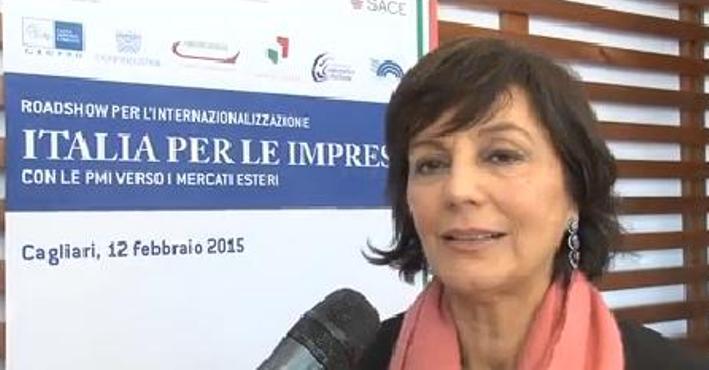 """IMPRESA, Assessore Piras: """"Piano triennale per internazionalizzazione della Sardegna. Puntare sopratutto su agrifood, considerato strategico"""""""