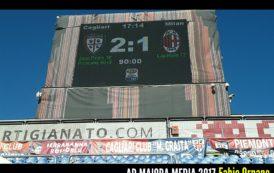 CALCIO, Il Cagliari batte il Milan e…l'Abisso: 2-1. Decide Pisacane al 93°