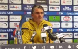 """CALCIO, López presenta Cagliari-Napoli: """"Guai pensare solo a difendersi"""""""