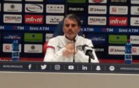"""CALCIO, López prima di Sassuolo-Cagliari: """"Arrabbiati e combattivi"""""""