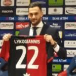 """CALCIO, Ecco Lykogiannis: """"Forza e velocità al servizio del Cagliari"""""""