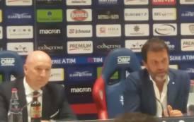 """CALCIO, Maran si presenta: """"Emozionato dalla chance di Cagliari"""""""
