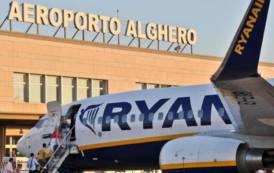 """ALGHERO, Ryanair chiude base. Lega: """"Governo eviti decisione con ricadute pesanti in termini economici e occupazionali"""""""