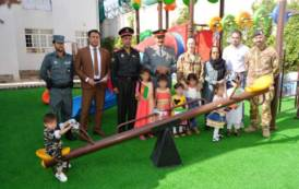 AFGHANISTAN, Brigata Sassari realizza videosorveglianza ed area giochi per Università, carcere femminile ed orfanotrofio