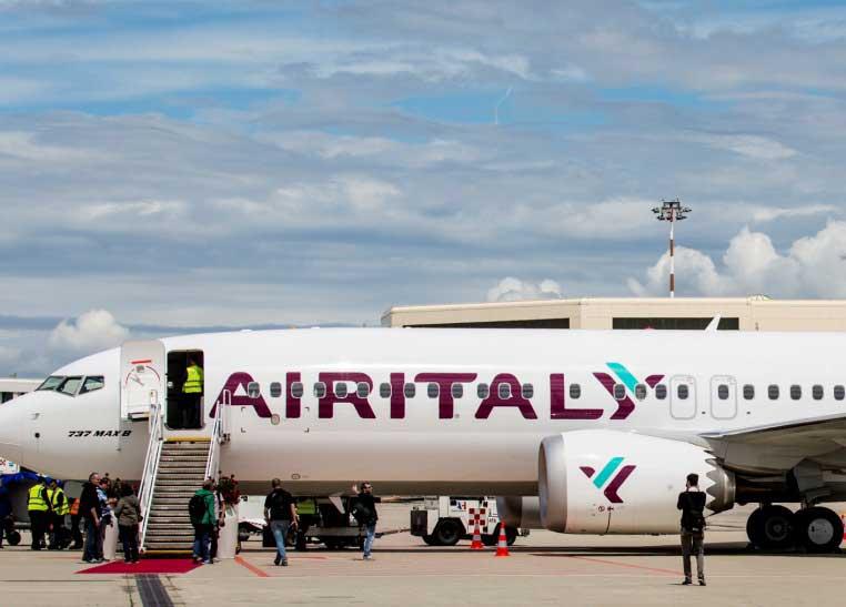 TRASPORTI, Partite le lettere di trasferimento dei 51 dipendenti AirItaly: a Milano dal 1° ottobre