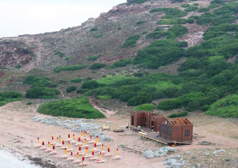 ALGHERO, Le dune nella caletta del Porticciolo vanno tutelate