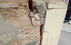 Il degrado della Scuola di via Malta ad Alghero: quando la ristrutturate? (Sandra Senatore)