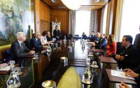 ECONOMIA, La Regione mette le basi per un accordo strategico tra la Sardegna e Malta