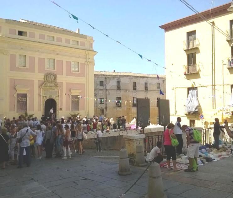 ARSENICO, Commercio abusivo: gli immigrati non leggono i comunicati stampa della Prefettura di Cagliari