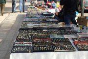 SASSARI, Sequestrati a casa di un cittadino senegalese 5.500 cd e 2.000 pezzi di abbigliamento contraffatti