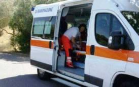 VILLASIMIUS, Auto contro moto, due persone ferite, una in modo grave
