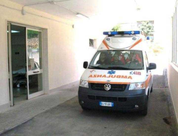 "SANITA', Cadau (Vicesindaco Belvì): ""In Barbagia-Mandrolisai la situazione del 118 è vergognosa"""