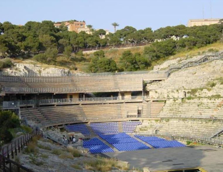 """CAGLIARI, Riformatori all'attacco: """"5 navi da crociera e 12mila turisti ma l'Anfiteatro romano è chiuso"""""""