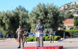 CAGLIARI, Festeggiato alla Monfenera il 156° anniversario della costituzione dell'Esercito
