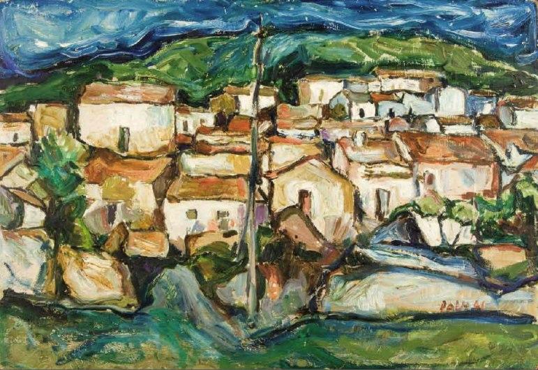 CAGLIARI, Dal 19 dicembre le opere del pittore Antonio Pala in mostra al Lazzaretto