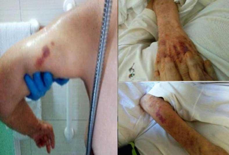 ORISTANO, Maltrattamenti in casa di cura per anziani: denunciata la titolare