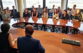 """TURISMO, Tour operator cinesi in visita. Assessore Argiolas: """"Lavoriamo con Unioncamere per promuovere la Sardegna"""""""