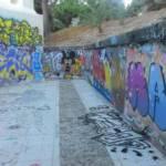 In via San Saturnino a Cagliari l'Accademia di Belle Arti abusiva (Domenico Di Caterino)