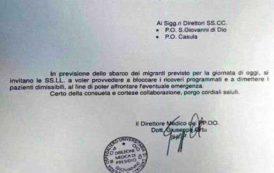 """SANITA', Ministro Lorenzin: """"Non sono stati sospesi trattamenti sanitari ai pazienti"""". Ma la circolare Aou è autentica"""
