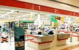 CAGLIARI, Ruba un profumo da Auchan e resiste al fermo: arrestato 29enne senegalese