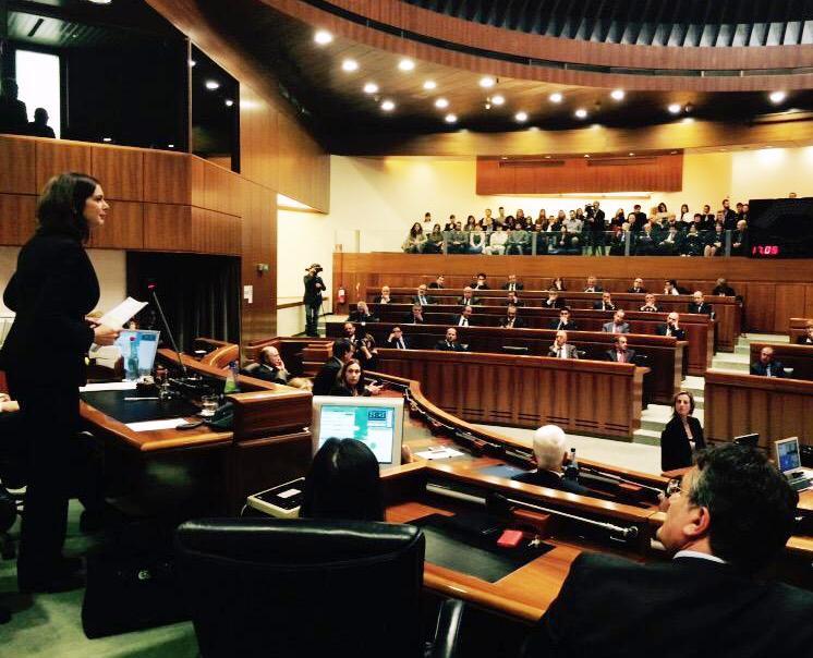 """REGIONE, La Boldrini in Consiglio regionale. Truzzu (FdI): """"Sorda alle richieste dei Sardi"""". Orrù (Mc-Fp): """"Inutile passerella"""""""