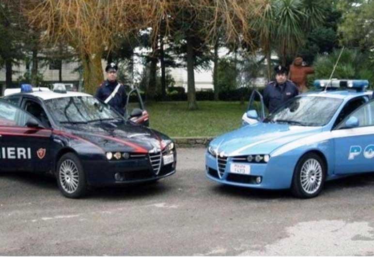 SASSARI, Sinergia tra Polizia e Carabinieri: arrestato pregudicato che si era introdotto per rubare in appartamento