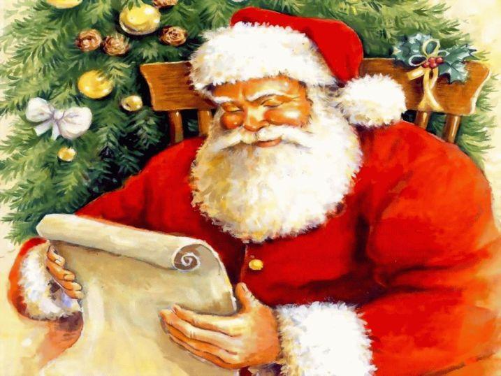 Letterina a Babbo Natale: occhiali da vista ed apparecchio acustico a chi governa  (Alessandro Sorgia )