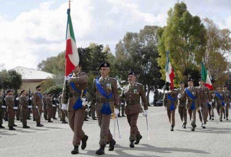 CAGLIARI, La Brigata Sassari in partenza per il sud del libano: Missione Unifil