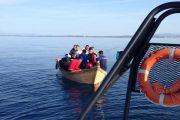TEULADA, Ancora 16 arrivi dall'Algeria nelle coste del Sulcis, porta d'accesso dei clandestini