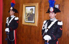 CAGLIARI, Sala della Legione dei Carabinieri intitolata al generale Barisone