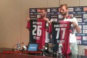 """CALCIO, Tachtsidis: """"Il Cagliari può fare grandi cose"""". Bittante: """"Cagliari soluzione giusta per la mia carriera"""""""