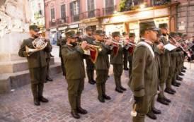 CAGLIARI, Esercito ha ricordato Caporetto con un'esibizione della banda della Brigata Sassari