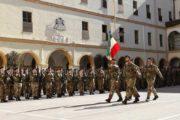 SASSARI, Il generale Carai sostituisce il generale Nitti al comando della Brigata Sassari
