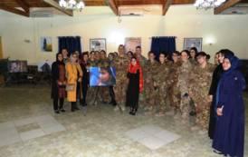 AFGHANISTAN, Ad Herat la Brigata Sassari celebra l'8 marzo con le donne afghane