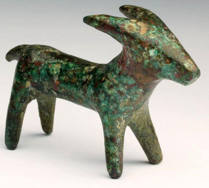 LONDRA, Nurnet  e il gruppo Archeologia della Sardegna acquistano quattro bronzetti all'asta
