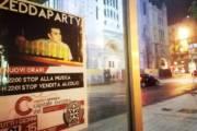 """CAGLIARI, Proteste contro ordinanza comunale. CasaPound organizza 'Zedda Party': """"Capitale del sonno"""""""