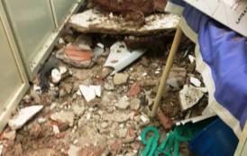 SANITA', Ennesimo crollo nelle strutture ospedaliere del Sulcis: la coppia Arru-Moirano nel mirino delle opposizioni