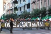 CAGLIARI, Saluto romano durante cerimonia di commemorazione dei Caduti Rsi: otto manifestanti assolti