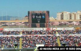 CALCIO, Cagliari, è salvezza matematica: Pescara sconfitto (1-0). Giallo razzista nel finale