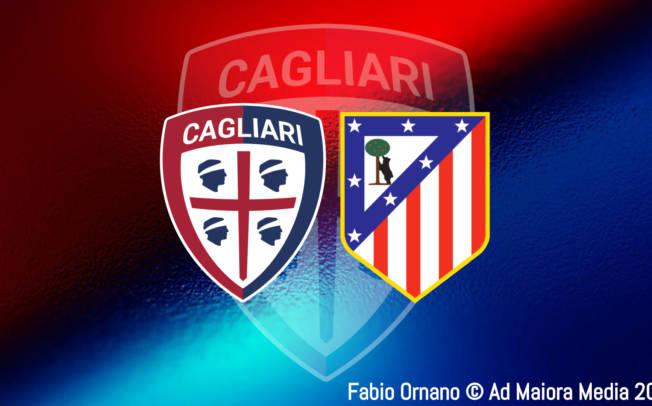 CALCIO, Cagliari-Atlético Madrid 0-1: prova rossoblu positiva
