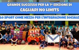 CALCIO A 5, Grande successo per Cagliari No Limits: sport ed integrazione
